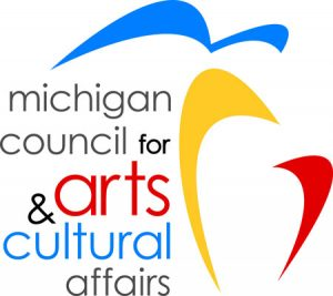 Michigan Counsel for the Arts & Cultural Affairs Logo
