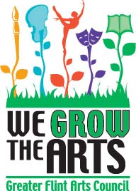 Greater Flint Arts Council Logo